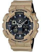 Casio G-Shock Special Color Model Analog-Digital GA-100L-8A Men's Watch