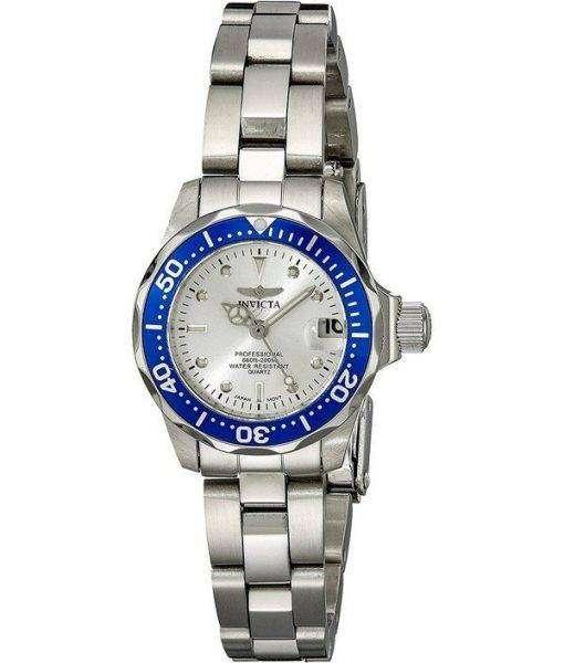 Invicta Pro Diver Professional Quartz 200M 14125 Womens Watch 1