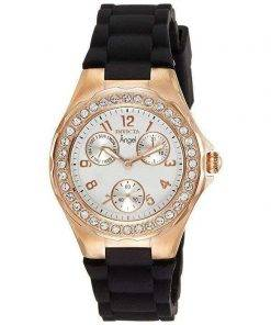 Invicta Angel Quartz Crystal Accent 1645 Womens Watch