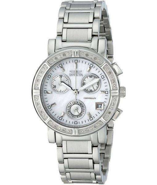 Invicta Wildflower Chronograph Quartz 4718 Womens Watch 1