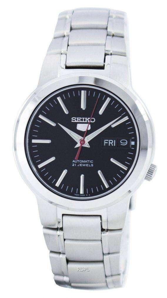 Seiko 5 Automatic 21 Jewels SNKA07 SNKA07K1 SNKA07K Men's Watch 1