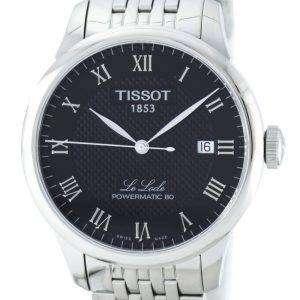 Tissot Le Locle Powermatic 80 Automatic Power Reserve T006.407.11.053.00 Men's Watch