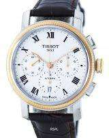 Tissot T-Classic Bridgeport Automatic Chronograph T097.427.26.033.00 T0974272603300 Men's Watch