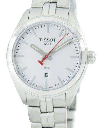 Tissot PR 100 NBA Special Edition Quartz Swiss Made T101.210.11.031.00 T1012101103100 Women's Watch