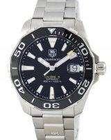 Tag Heuer Aquaracer Calibre 5 Automatic Swiss Made 300M WAY211A.BA0928 Men's Watch
