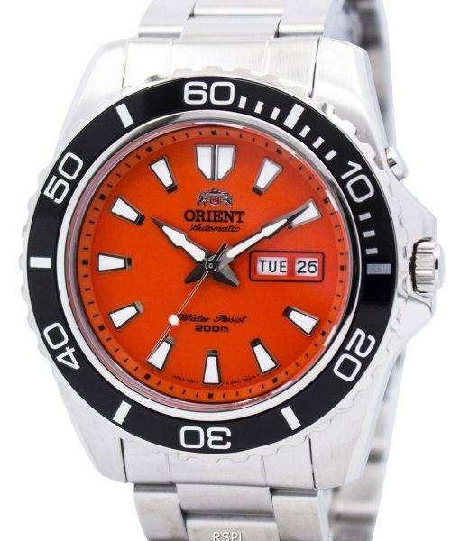 Orient Mako Automatic Diver CEM75001M Mens Watch 1