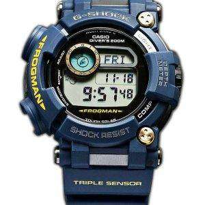 Casio G-Shock FROGMAN Multiband 6 Triple Sensor Divers 200M GWF-D1000NV-2JFMens Watch
