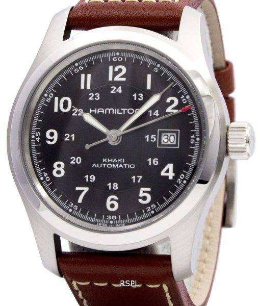 Hamilton Khaki Field Automatic H70555533 Mens Watch 1