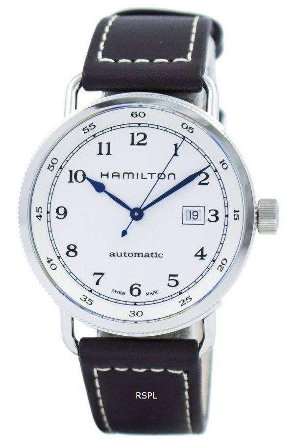 Hamilton Khaki Navy Pioneer Automatic H77715553 Men's Watch 1