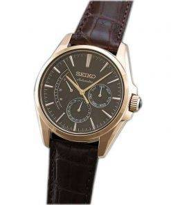 Seiko Presage Automatic Power Reserve Japan Made SARW034 Mens Watch