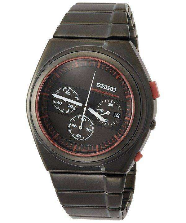Seiko Spirit Giugiaro Design Limited Edition Chronograph SCED055 Mens Watch 1
