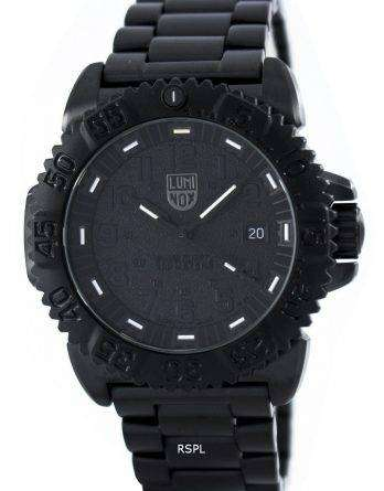 Luminox Navy Seal Steel Colormark 3150 Series Swiss Made 200M XS.3152.BO.NV Mens Watch