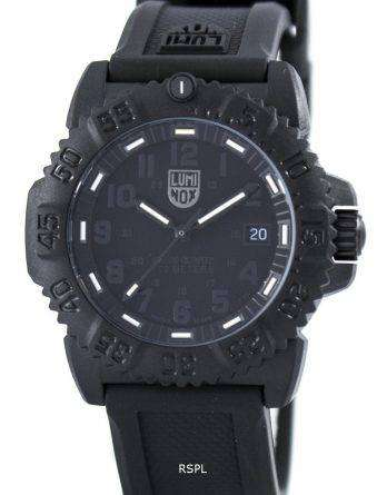 Luminox Navy Seal Colormark 7050 Series Swiss Made 200M XS.7051.BO.1 Womens Watch