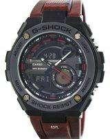 Casio G-Shock G-Steel Analog-Digital World Time GST-210M-4A Men's Watch