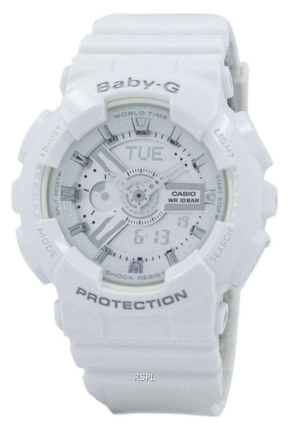Casio Baby-G Analog Digital BA-110-7A3 Womens Watch ...