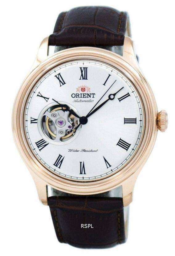 Orient Automatic Open Heart FAG00001S0 AG00001S Men's Watch 1
