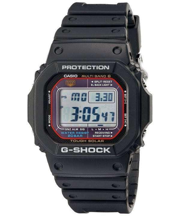 casio g shock atomic multiband 6 gw m5610 1 men 39 s watch downunderwatches. Black Bedroom Furniture Sets. Home Design Ideas