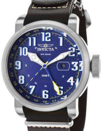 Invicta Aviator GMT Quartz 18887 Men's Watch