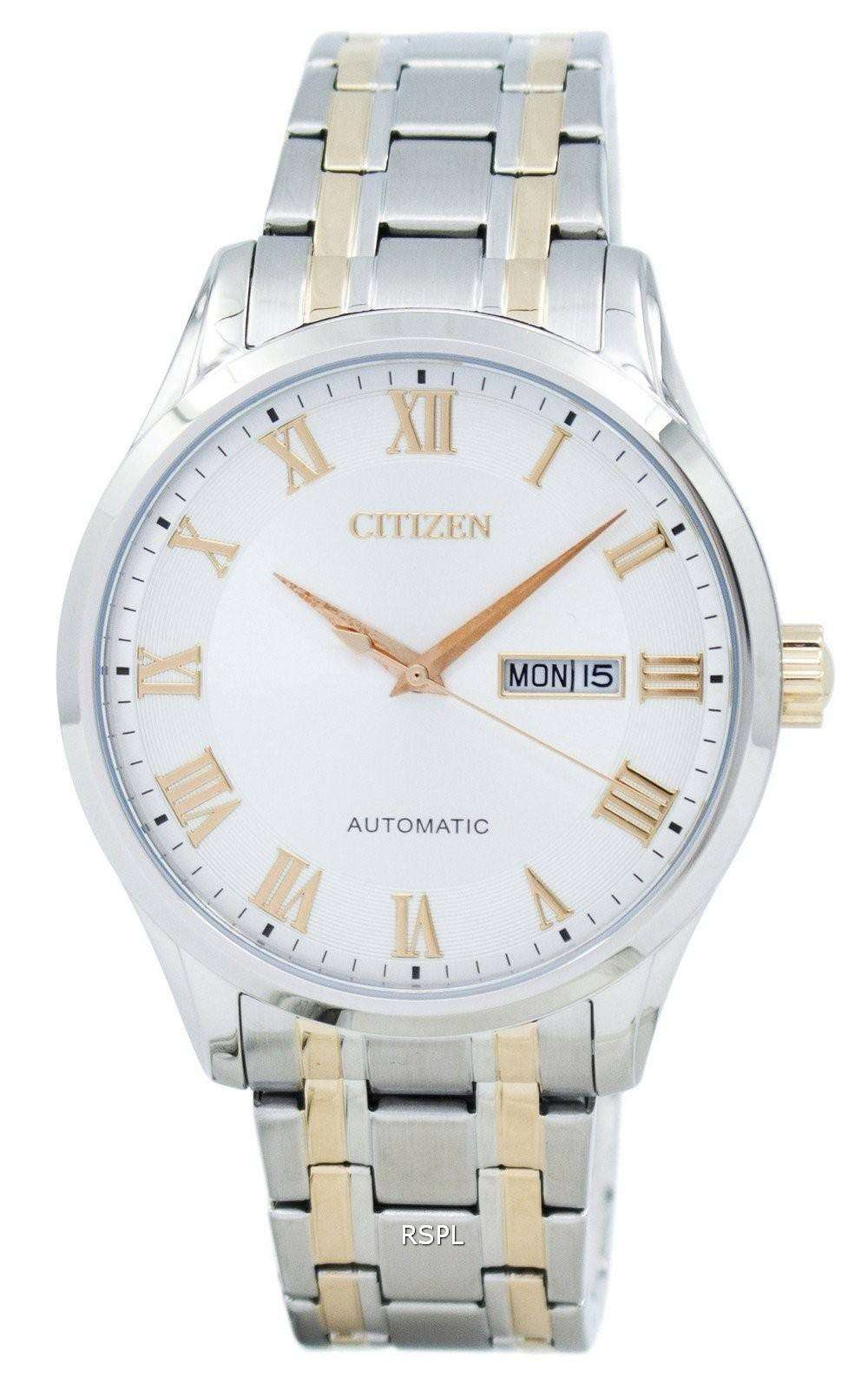 Citizen Mechanical Automatic NH8366-83A Men's Watch ...