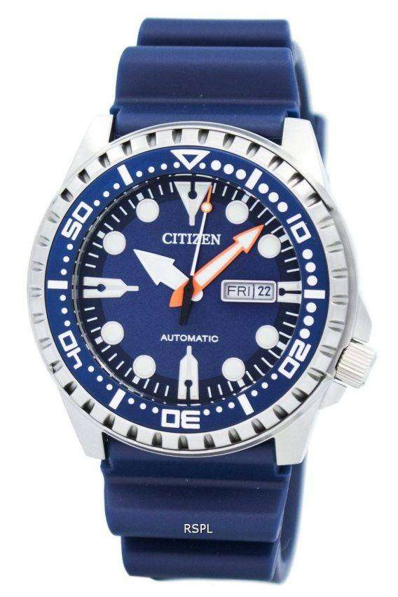 Citizen Automatic 100M NH8381-12L Men's Watch 1