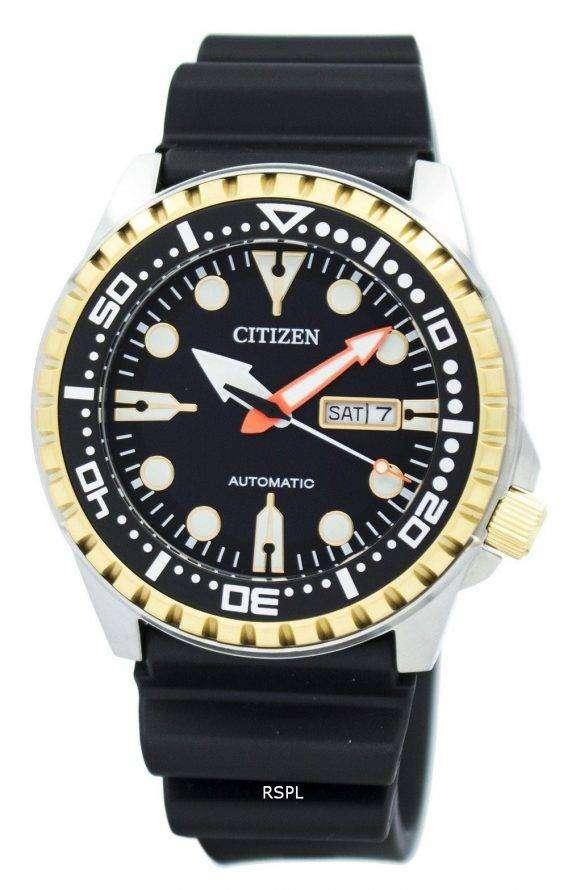 Citizen Automatic 100M NH8384-14E Men's Watch 1