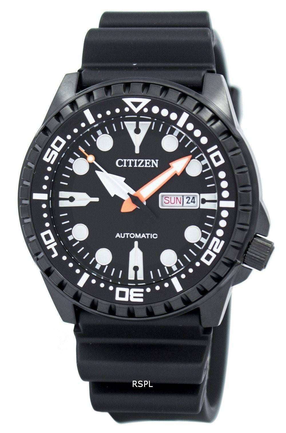 Citizen Automatic 100M NH8385-11E Men's Watch ...