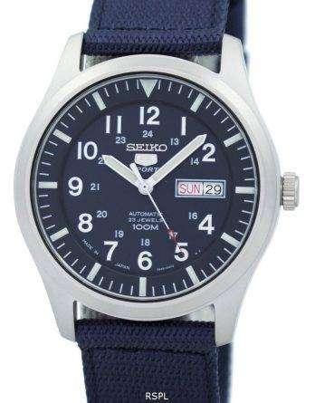 Seiko Automatic Sports SNZG11J1 SNZG11J SNZG11 Mens Watch