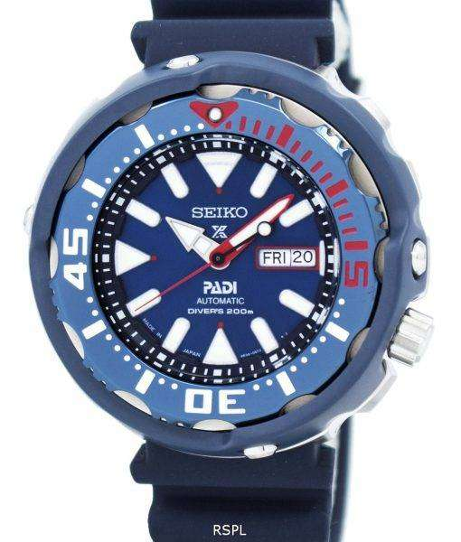 Seiko Prospex PADI Automatic Diver's 200M Japan Made SRPA83 SRPA83J1 SRPA83J Men's Watch 1