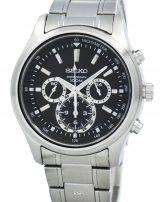 Seiko Chronograph  SRW001 SRW001P1 SRW001P Men's Watch