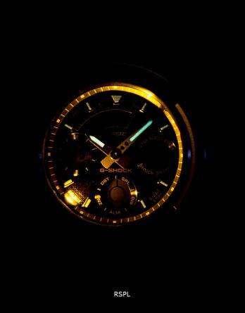 Casio G-shock Analog digital World Time Watch AW-590-1ADR Mens Watch
