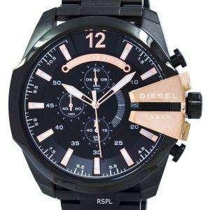 Diesel Quartz Chief Chronograph Black Dial DZ4309 Men's Watch