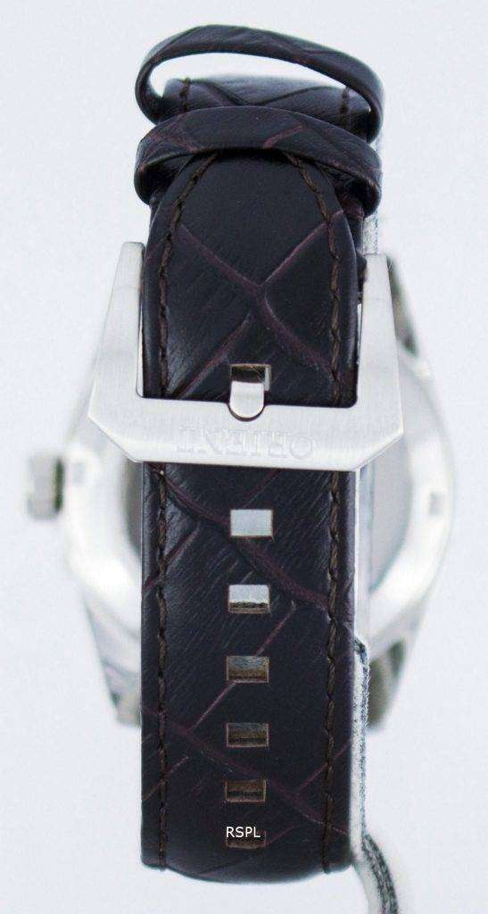 Orient Automatic Crystal Accent Power Reserve FAC0A005T0 Women's Watch