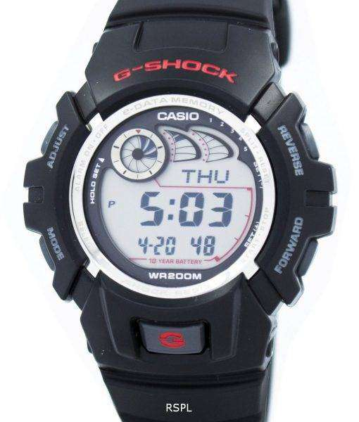 Casio G-Shock e-DATA MEMORY G-2900F-1VDR Mens Watch 1