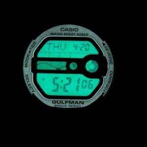 Casio G-Shock Gulfman G-9100-1DR G9100-1DR Watch