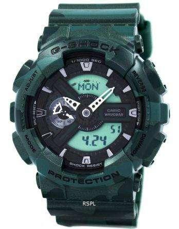 Casio G-Shock Camouflage Series GA-110CM-3A Mens Watch
