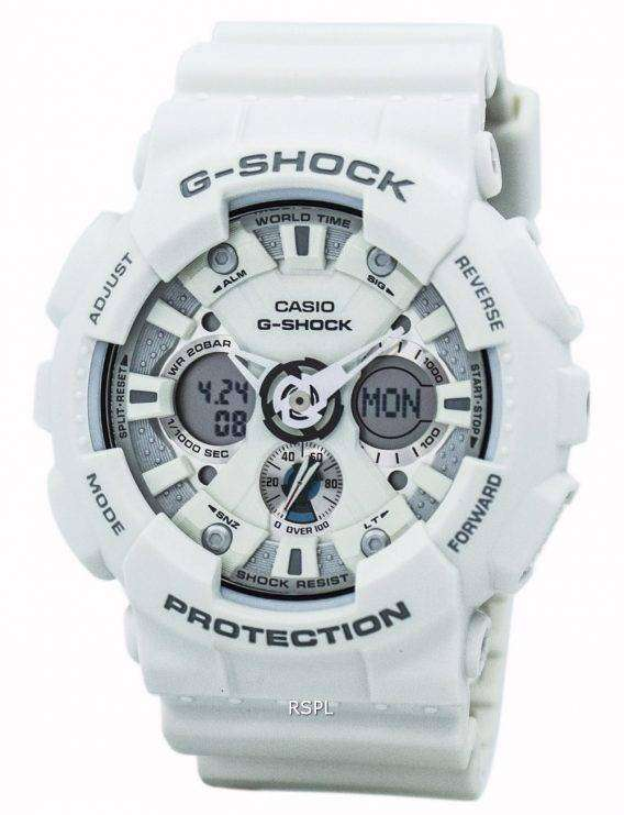 Casio G-Shock GA-120A-7A GA-120A-7 Analog Digital Mens Watch 1