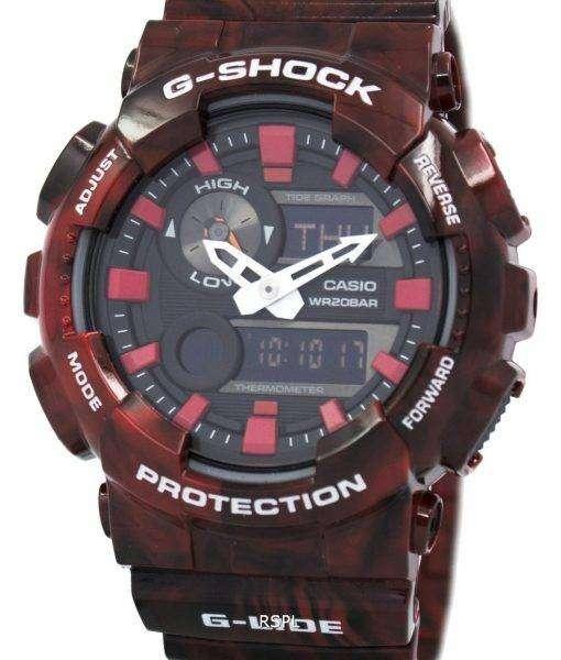 Casio G-Shock G-Lide Analog Digital GAX-100MB-4A Men's Watch 1