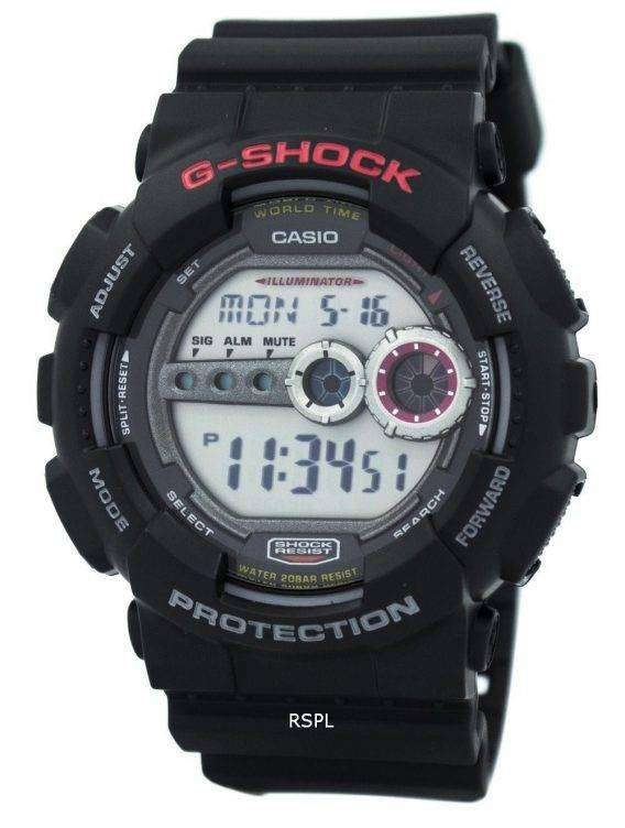 Casio G-Shock GD-100-1ADR GD-100-1A Mens Watch 1
