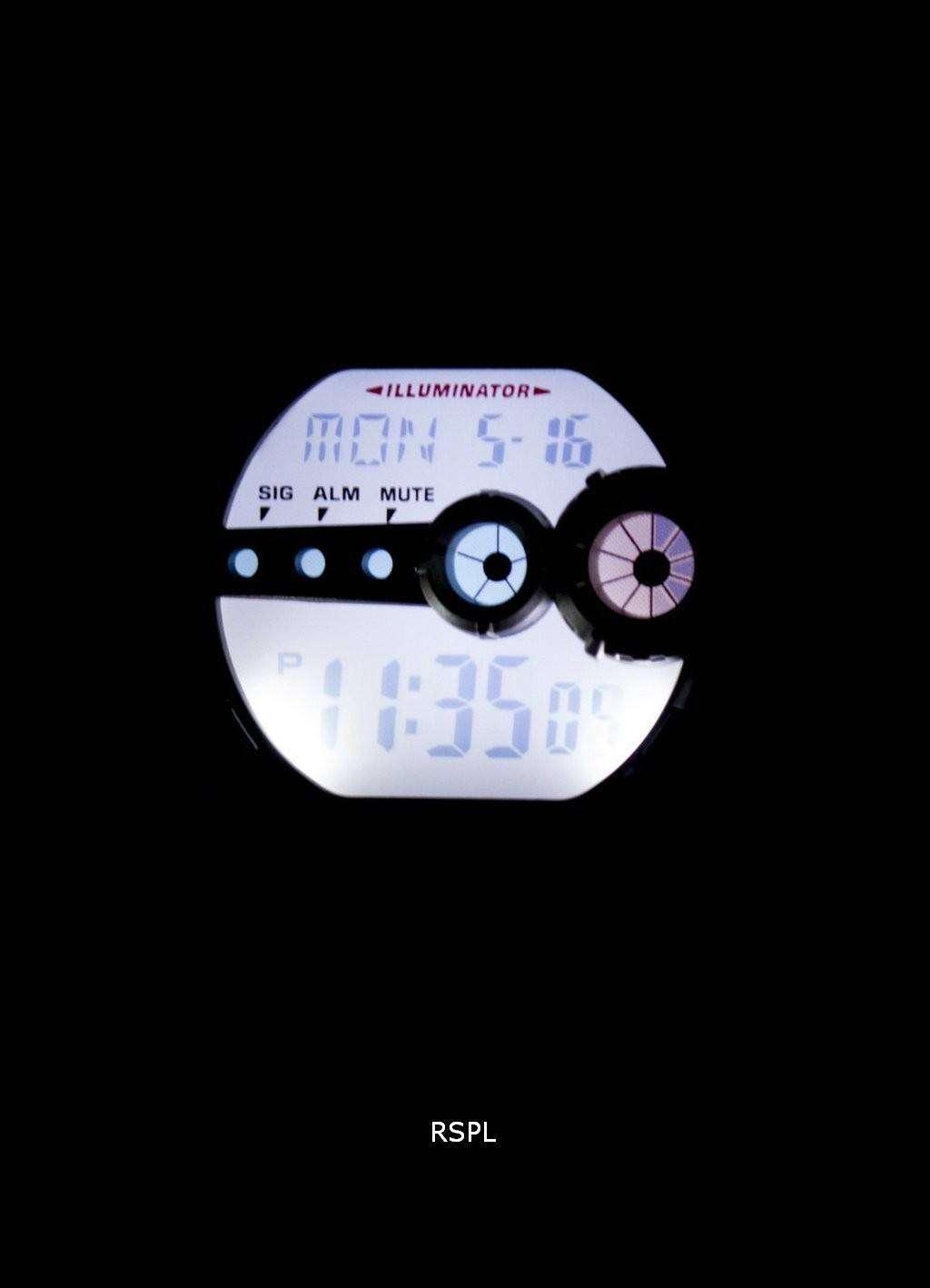 Casio G-Shock GD-100-1ADR GD-100-1A Mens Watch