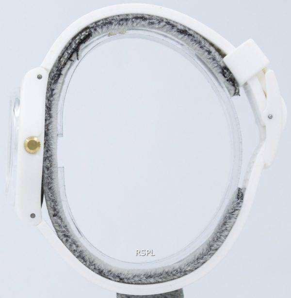 Swatch Originals White Bishop Quartz GW164 Unisex Watch
