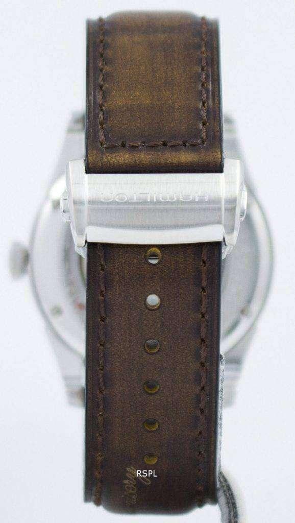 Hamilton American Classic Spirit Of Liberty Automatic H42415551 Men's Watch