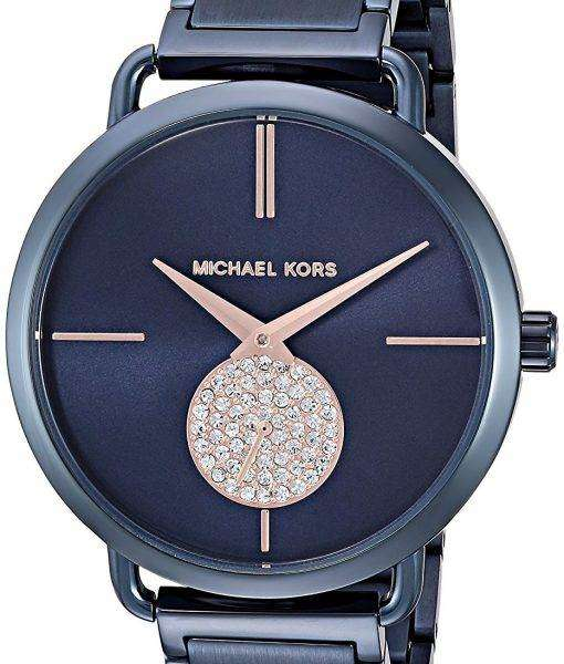 Michael Kors Portia Crystal Accent Quartz MK3680 Women's Watch