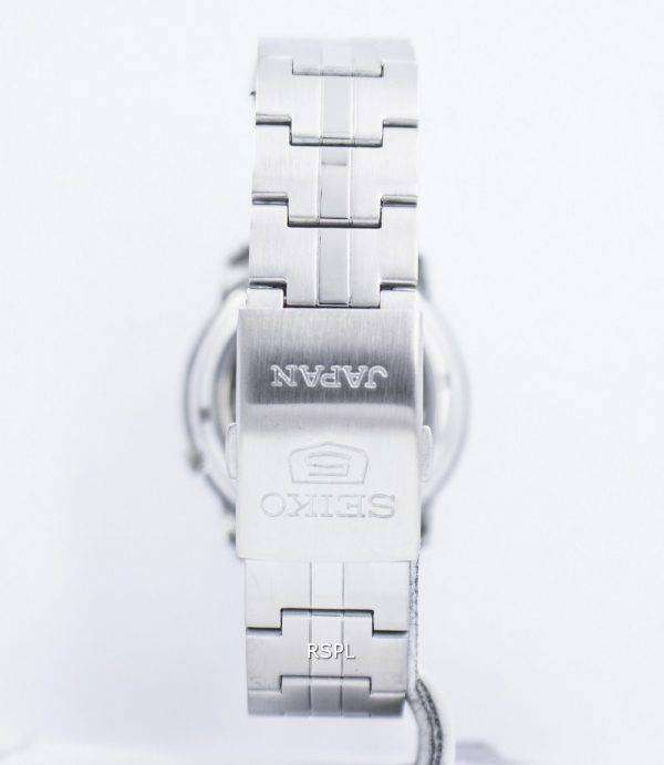 Seiko 5 Automatic 21 Jewels Japan Made SNKK65 SNKK65J1 SNKK65J Mens Watch