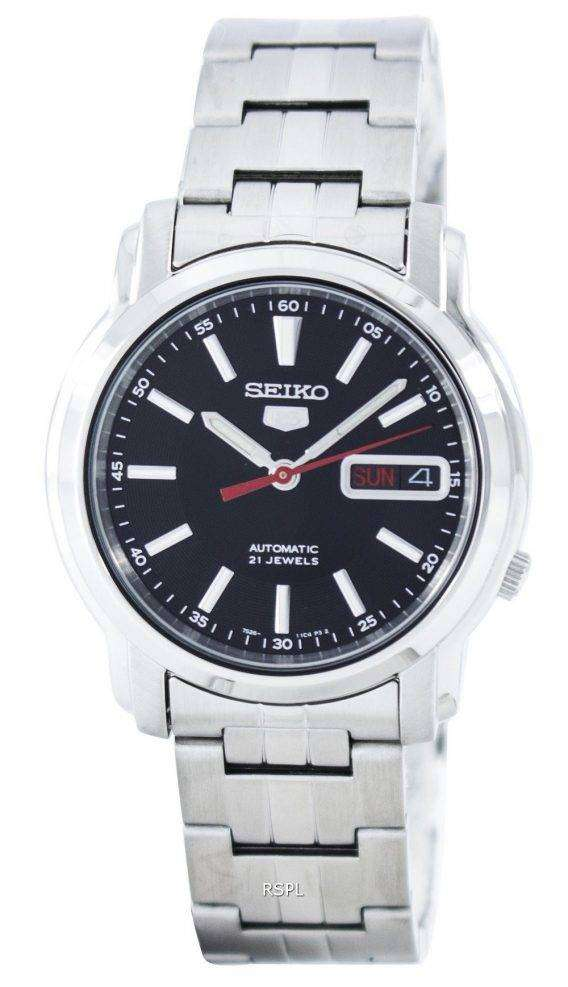 Seiko 5 Automatic 21 Jewels SNKL83 SNKL83K1 SNKL83K Men's Watchs 1