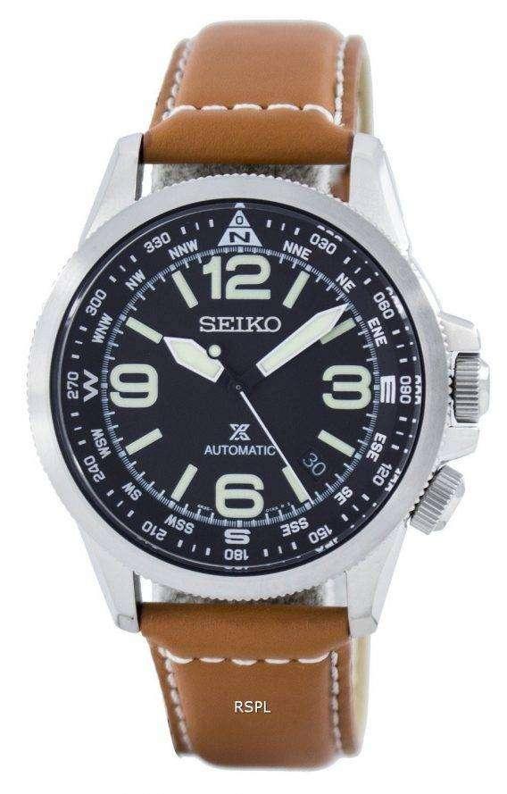 Seiko Prospex Automatic 23 Jewels SRPA75 SRPA75K1 SRPA75K Men's Watch 1