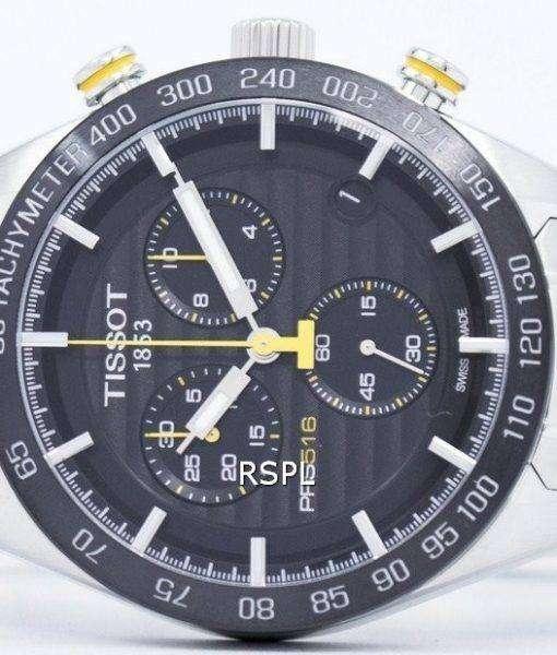 Tissot PRS 516 Quartz Chronograph T100.417.11.051.00 T1004171105100 Men's Watch