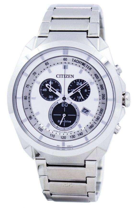 Citizen Eco-Drive Chronograph Tachymeter AT2150-51A Men's Watch 1