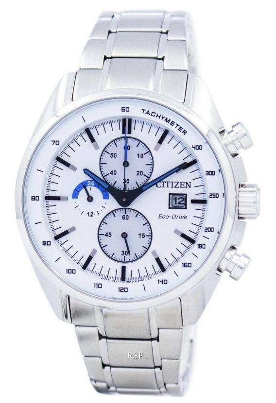 Citizen Eco-Drive Chronograph Tachymeter CA0590-58A Men's Watch 1