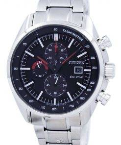 Citizen Eco-Drive Chronograph Tachymeter Power Reserve CA0590-58E Men's Watch