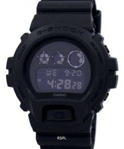 Casio G-Shock Shock Resistant Multi Alarm Digital DW-6900BB-1 Men's Watch
